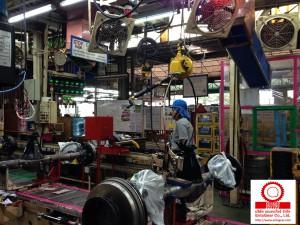 งานซ่อมและปรับตั้ง Electric Nutrunner Tools
