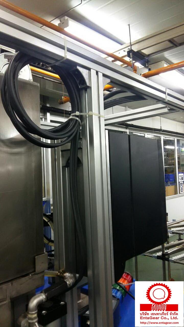 Installation of Atlas Copco Electric Nutrunner, Tensor ETD DS72 & Controller