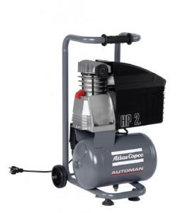 Automan_AF series oil-free compressor
