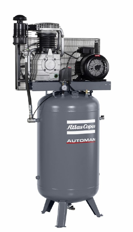 Automan_AC series oil-free compressor