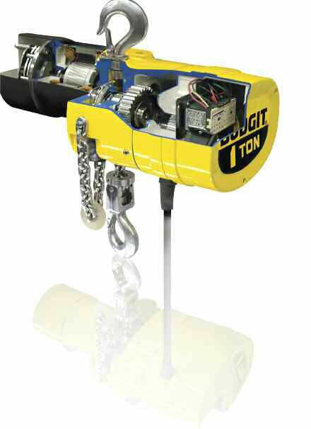 Budgit Electric Hoist