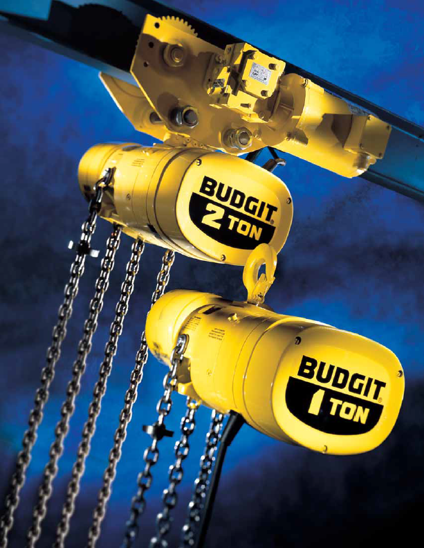 Budgit Electric Chain Hoist