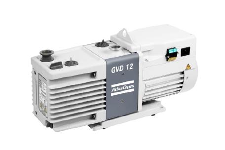 GVD 12 Oil Sealed Rotary Vane Vacuum Pump