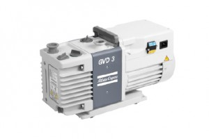 GVD 3, oil-sealed rotary vane vacuum pump