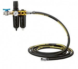 Air line accessories, Air preparation units, Productivity kits, Compressed air hose, TURBO 16