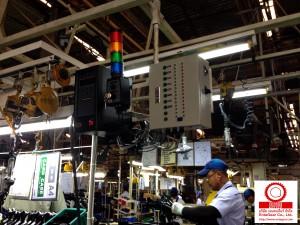 ติดตั้งและทดสอบระบบ Electric Nutrunner Tools สำหรับ Bolt Holder Engine