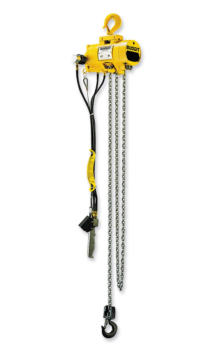 Budgit-2200-series-air-chain-hoist