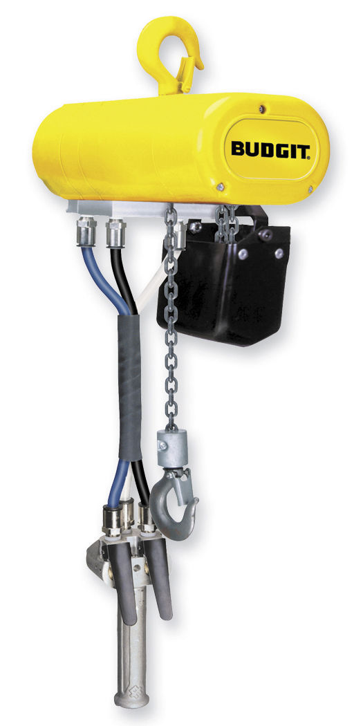 Budgit Pneumatic Chain Hoist