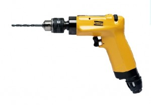 COMBI22 HR10 : Pneumatic, pistol grip, direct drive, reversible drill, tapper and screwdriver