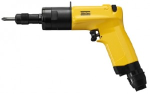 COMBI34 HR08 : Pneumatic, pistol grip, direct drive, reversible drill, tapper and screwdriver