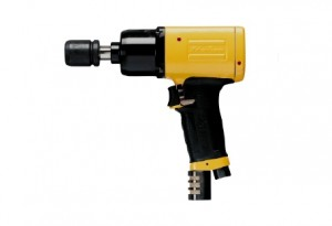 ErgoPulse EP10XS HR13 : Pneumatic, hydraulic pulse, non shut-off nutrunner, pistol grip model