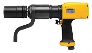 LMP61 H700-25 : Pneumatic, non reversible, non shut-off, pistol grip nutrunner