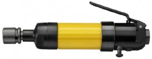 LMS08 SR10 : Pneumatic, impact wrench, non shut-off nutrunner