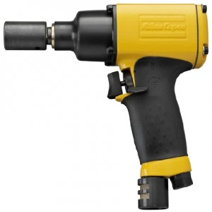 LMS18 HR13 : Pneumatic, impact wrench, non shut-off, straight nutrunner