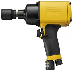 LMS38 HR13/F : Pneumatic, impact wrench, non shut-off nutrunner
