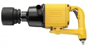 LMS88 GIR38 : Pneumatic, impact wrench, non shut-off, straight nutrunner