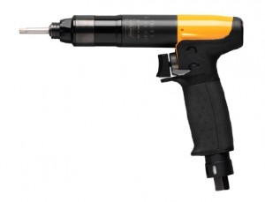 LUM12 HRX3 : Pneumatic pistol balanced grip shut-off screwdriver with trigger start