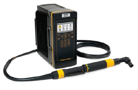 Power Focus 600 : Quality critical assembly, handheld, electric tightening controller