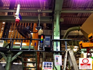 Installation and Commissioning Works for Disc Brake Tool Lines