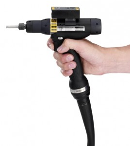 Tensor ETP ST32-05-10BCR : Electric Pistol Grip Nutrunner with Barcode Scanner