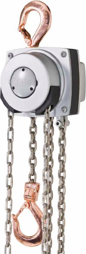 Hand Chain Hoist Model Yalelift 360 ATEX