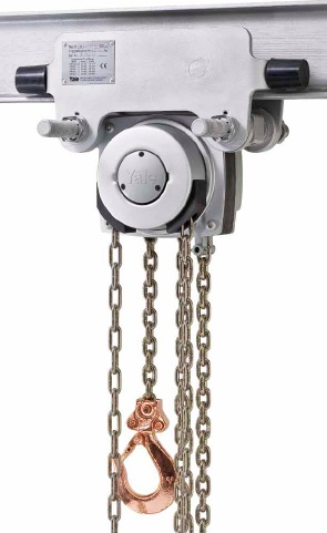 Hand Chain Hoist Model Yalelift IT ATEX