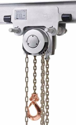 Hand Chain Hoist Model Yalelift IT ATEX