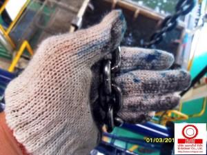 Preventive Maintenance : Yale Electric Chain Hoist