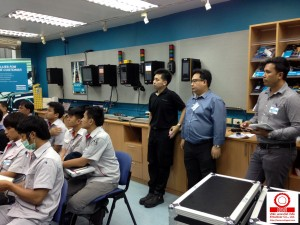 "Operation Training ""Basic Thightening Tools and Electric Nutrunners Software"""